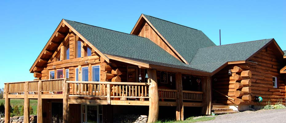 Cedar Log Homes Maine Cedar Log Homes
