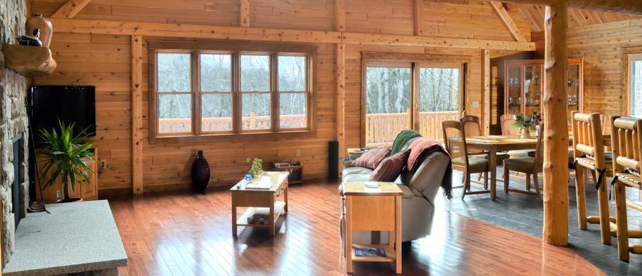 Cedar Log Homes – Cedar Log Home Floor Plans